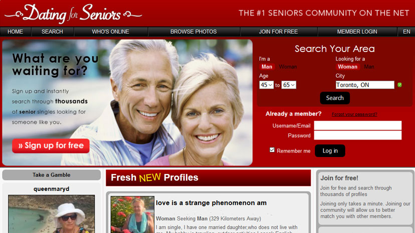 presho senior dating site Dating for seniors is the #1 dating site for senior single men/women looking to find their soulmate 100% free senior dating site signup today.